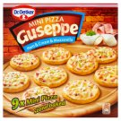 Dr. Oetker Guseppe Mini Pizza Ham & Cream & Mozzarella 9 pcs 270g