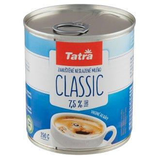 Tatra Classic Condensed Unsweetened Full-Fat Milk 290g