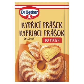 Dr. Oetker Original Baking Powder 12g