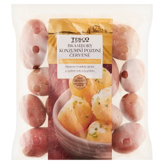 Tesco Late Red Ware Potatoes 2kg