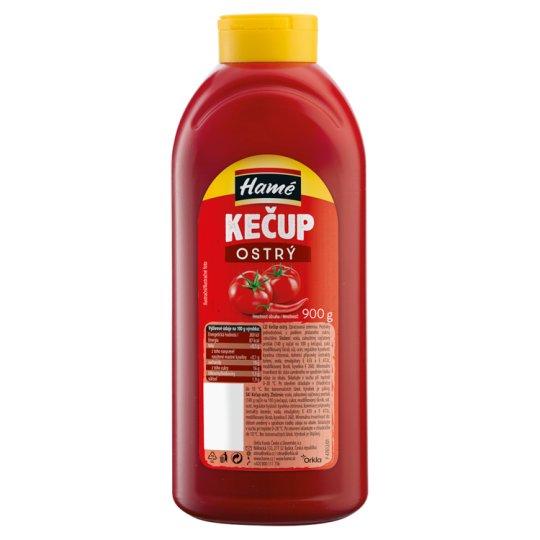 Hamé Ketchup Spicy 900g
