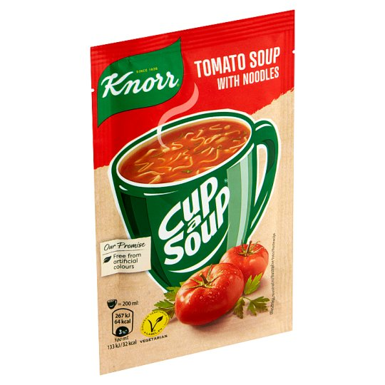 Knorr Cup a Soup Tomato Soup with Noodles 19g