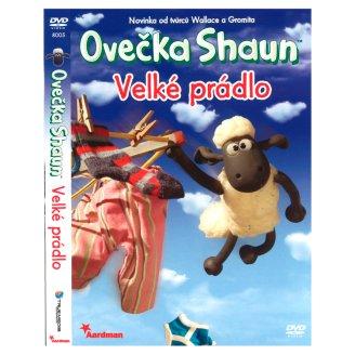 DVD Ovečka Shaun: Velké prádlo