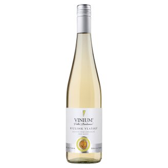 Vinium Sélection Ryzlink vlašský víno bílé suché 0,75l