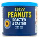 Tesco Peanuts Roasted & Salted 150g
