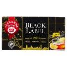 TEEKANNE Black Lemon Flavoured Black Tea - Lemon, 20 Bags, 33g