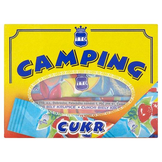 TTD Camping cukr bílý krupice 25 x 5g