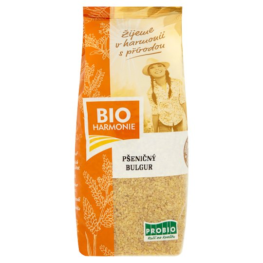 Bio Harmonie Bulgur Wheat 500g