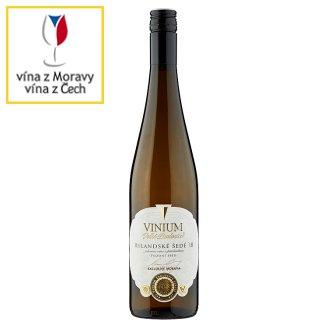 Vinium Exclusive Rulandské šedé jakostní víno s přívlastkem pozdní sběr bílé polosuché 0,75l