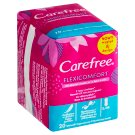 Carefree FlexiComfort Slipové vložky s dotykem bavlny 20 ks