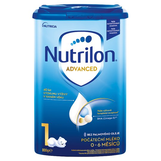 Nutrilon 1 Infant Milk 0-6 m 800g