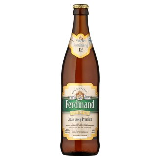 Ferdinand Premium ležák světlý pivo 0,5l
