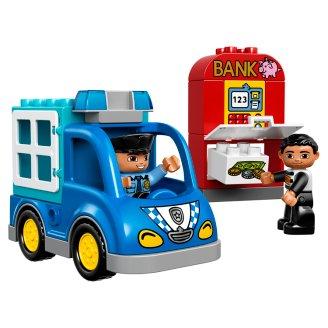 image 2 of LEGO DUPLO Police Patrol 10809