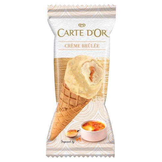 Carte d'Or Crème Brûlée kornout 130ml