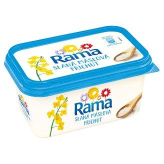 Rama Slaná máslová příchuť 400g