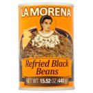 La Morena Fazolová pasta z černých fazolí 440g