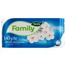 Tento White Cotton Whiteness Toilet Rolls 8 pcs