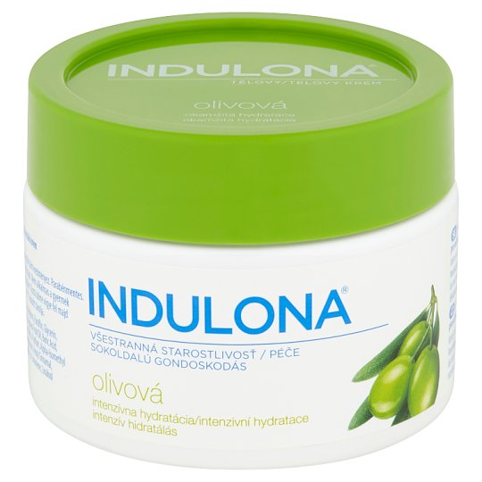 Indulona Olive Body Cream 250ml
