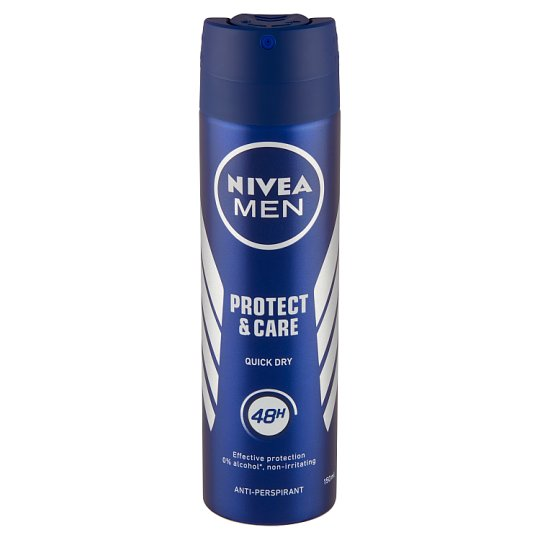 Nivea Men Protect & Care Antiperspirant Spray 150ml