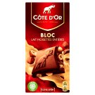 Côte d'Or Milk Chocolate with Whole Hazelnuts 180g