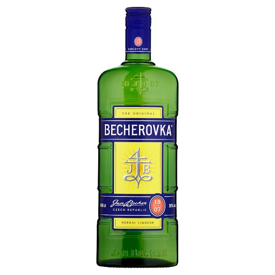 Becherovka Original bylinný likér 100cl