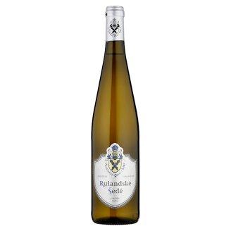 Vinařství pánů z Lipé Amethyst Collection Rulandské šedé bílé suché víno 0,75l