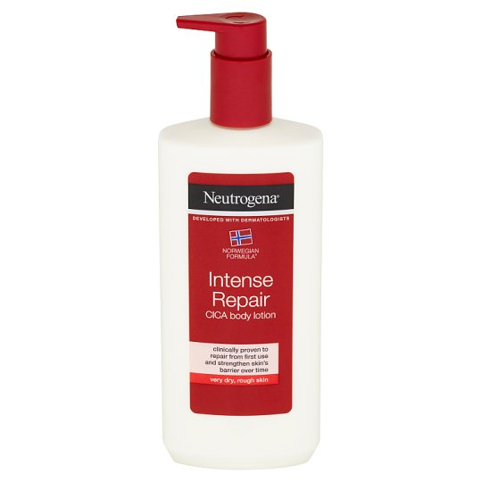 Neutrogena Intense Repair Body Lotion 400ml