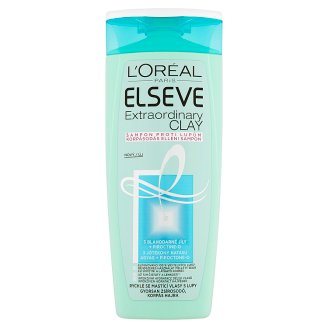 L'Oréal Paris Elseve Extraordinary Clay šampon proti lupům 250ml