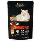Tesco Pet Specialist Premium kousky s hovězím a kuřecím v omáčce 85g