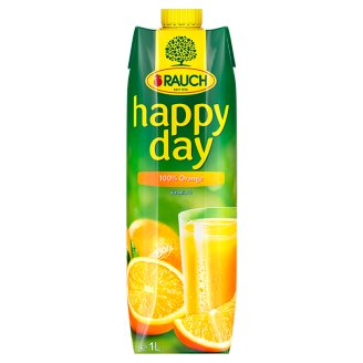 Rauch Happy Day 100% Orange 1L