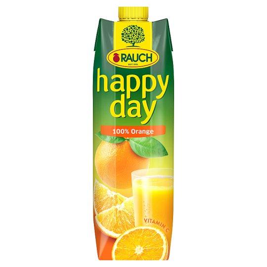 Rauch Happy Day 100% pomerančová šťáva 1l