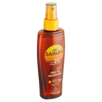 Sahara Olej na opalování OF 20 150ml