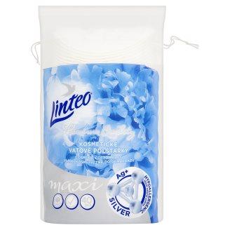Linteo Cosmetic Cotton Pads Ag+ Maxi 40 pcs