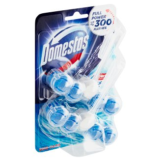 Domestos Power 5 Ocean tuhý WC blok duopack 2 x 55g