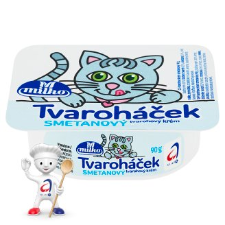Milko Tvaroháček Cheesecake Cream 90g