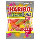 Haribo Pommes Fizz Jelly with Fruit Flavours 100g