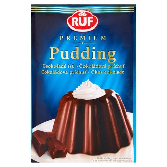 RUF Premium puding čokoládová příchuť 46g