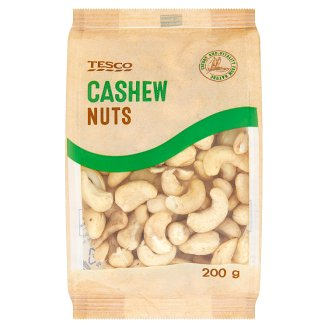 Tesco Cashev Nuts 200g