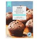 Tesco Sypká směs na přípravu kakaových muffinů s kousky čokolády 275g
