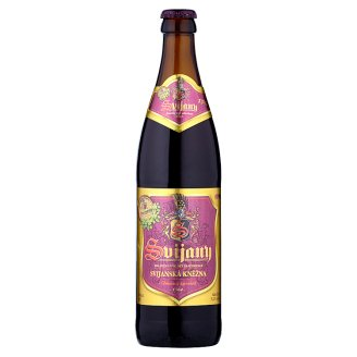 Svijany Svijanská kněžna pivo tmavý speciál 0,5l