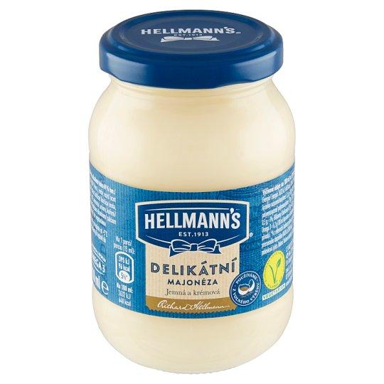Hellmann's Delicious Mayonnaise 210ml