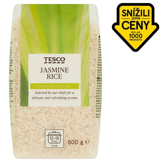 Tesco Jasmínová rýže 500g