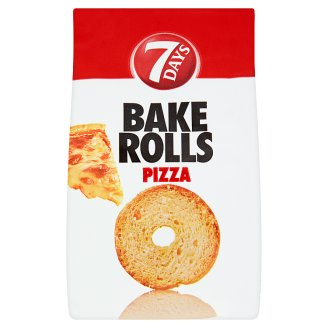 7 Days Bake Rolls pizza 80g