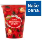 Tesco Yogurt Strawberry 150g