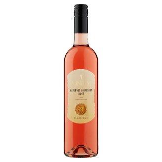 Vinium Velké Pavlovice Cabernet Sauvignon rosé víno růžové polosuché 0,75l
