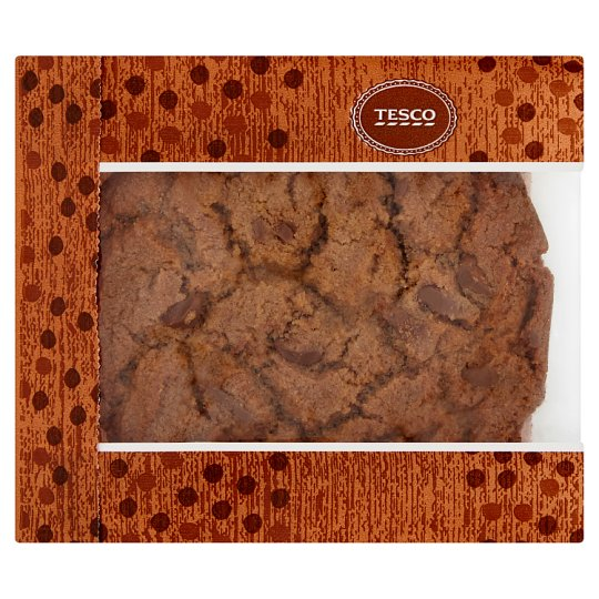 Tesco Baked Milk Choc Cookie 72g