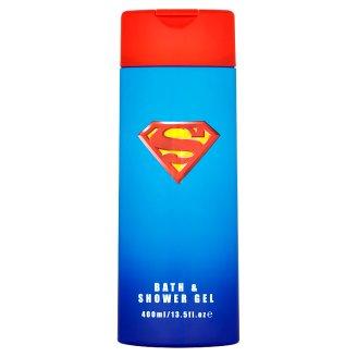 Superman - sprchový gel dětský + pěna 2v1 400ml