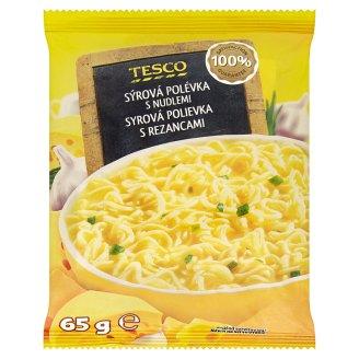 Tesco Sýrová polévka s nudlemi 65g