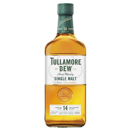 Tullamore Dew 14 YO Single Malt Irish Whiskey 0,7l