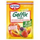Dr. Oetker Gelfix Super směs na přípravu ovocných džemů a marmelád 25g